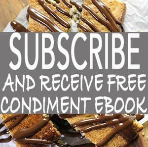 SUBSCRIBE TO FUSION CRAFTINESS AND RECEIVE FREE RECIPES TO YOUR INBOX