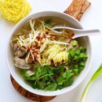 Easy Vietnamese Pho Recipe