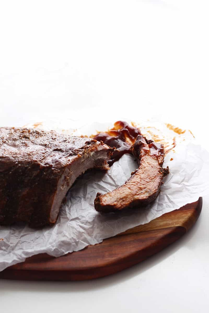 How To Smoke Ribs Fusion Craftiness