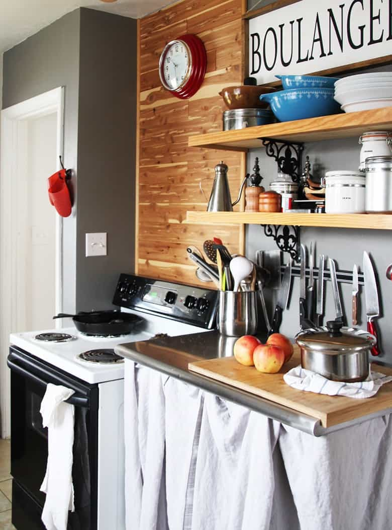 11 Small Kitchen Ideas on a Budget.